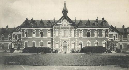Hopital en 1882
